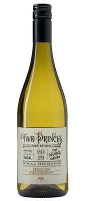 Two Princes Semillon Chardonnay, 2019, New South Wales, Australië, Witte Wijn