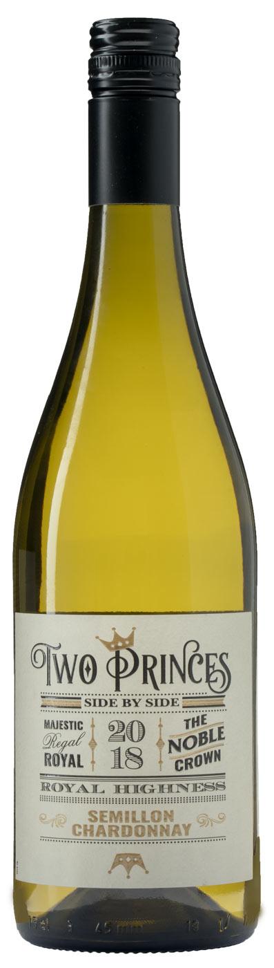 Wilderness Two Princes Semillon Chardonnay, 2019, New South Wales, Australië, Witte Wijn