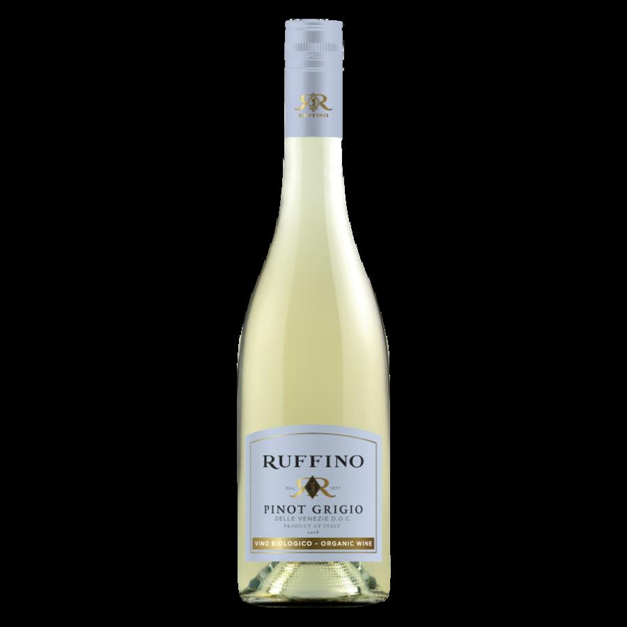 Ruffino, Pinot Grigio Bio, 2019, Veneto, Italië, Witte wijn
