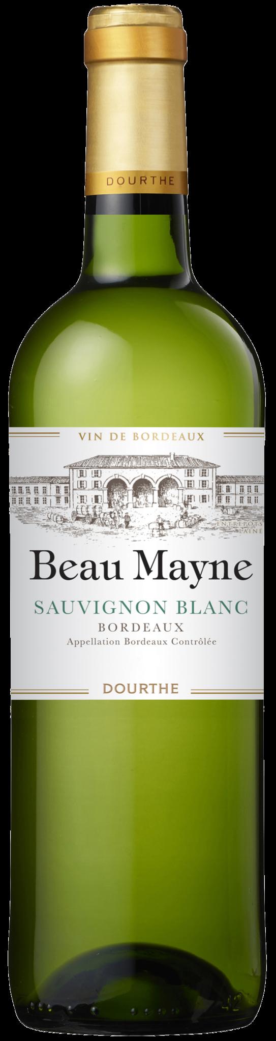 Dourthe Beau Mayne Blanc, 2018, Bordeaux, Frankrijk, Witte wijn
