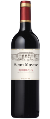 Beau Mayne Rouge, 2018, Bordeaux, Frankrijk, Rode wijn