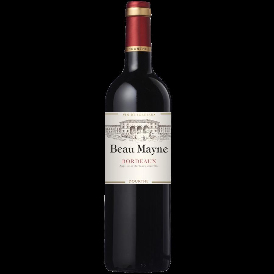 Dourthe, Beau Mayne Rouge, 2018, Bordeaux, Frankrijk, Rode wijn