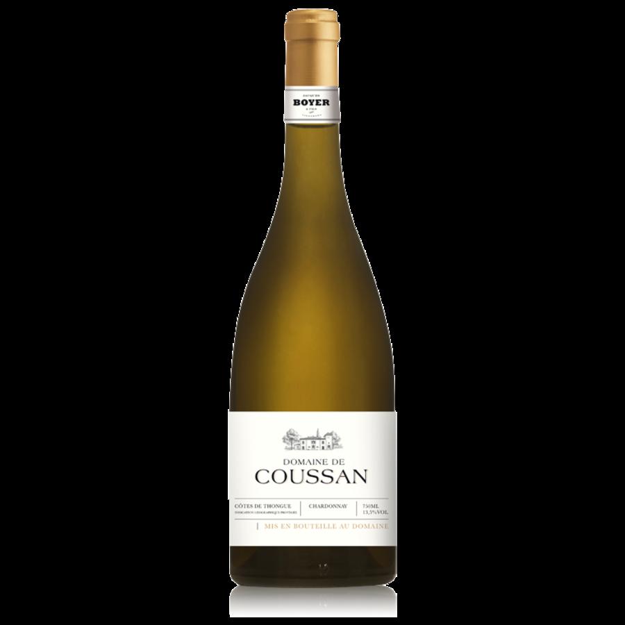 Domaine de Coussan, Blanc, 2019, Côtes de Thongue, Frankrijk, Witte wijn