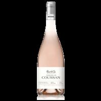 Domaine de Coussan, Rosé, 2019, Côtes de Thongue, Frankrijk, Rosé wijn