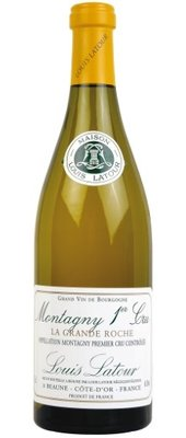 Louis Latour Montagny Premier Cru, 2019, Witte wijn