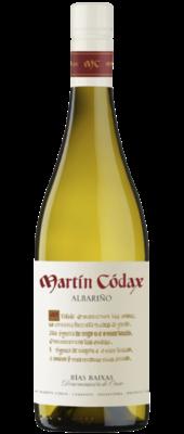 Alvarinho, 2020, Martin Codax,  Spanje, Witte Wijn