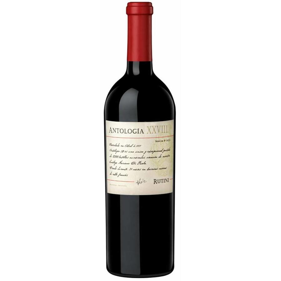 Rutini, Antologia XLI, 2014, Mendoza, Argentinië, Rode Wijn