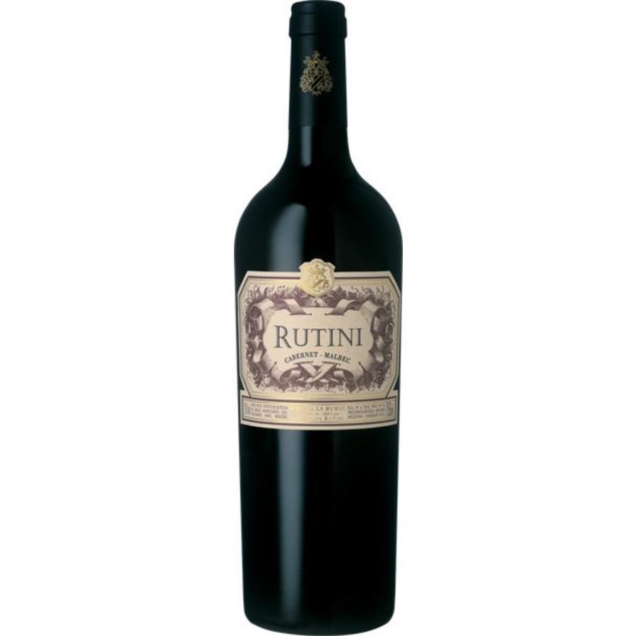 Rutini, Cabernet Malbec, 2018, Mendoza, Argentinië, Rode Wijn
