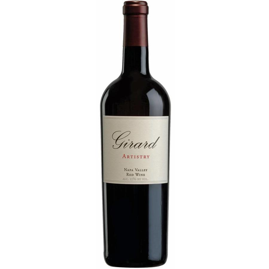 Girard Winery, Artistry, 2014, California, Verenigde Staten, Rode Wijn