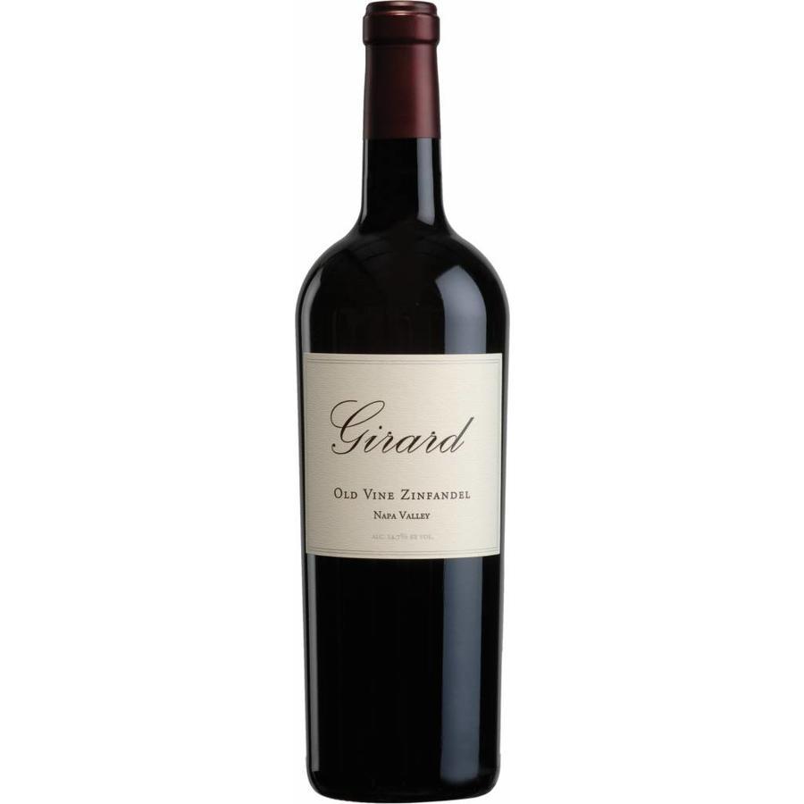 Girard Winery, Old Vine Zinfandel, 2017, California, Verenigde Staten, Rode Wijn