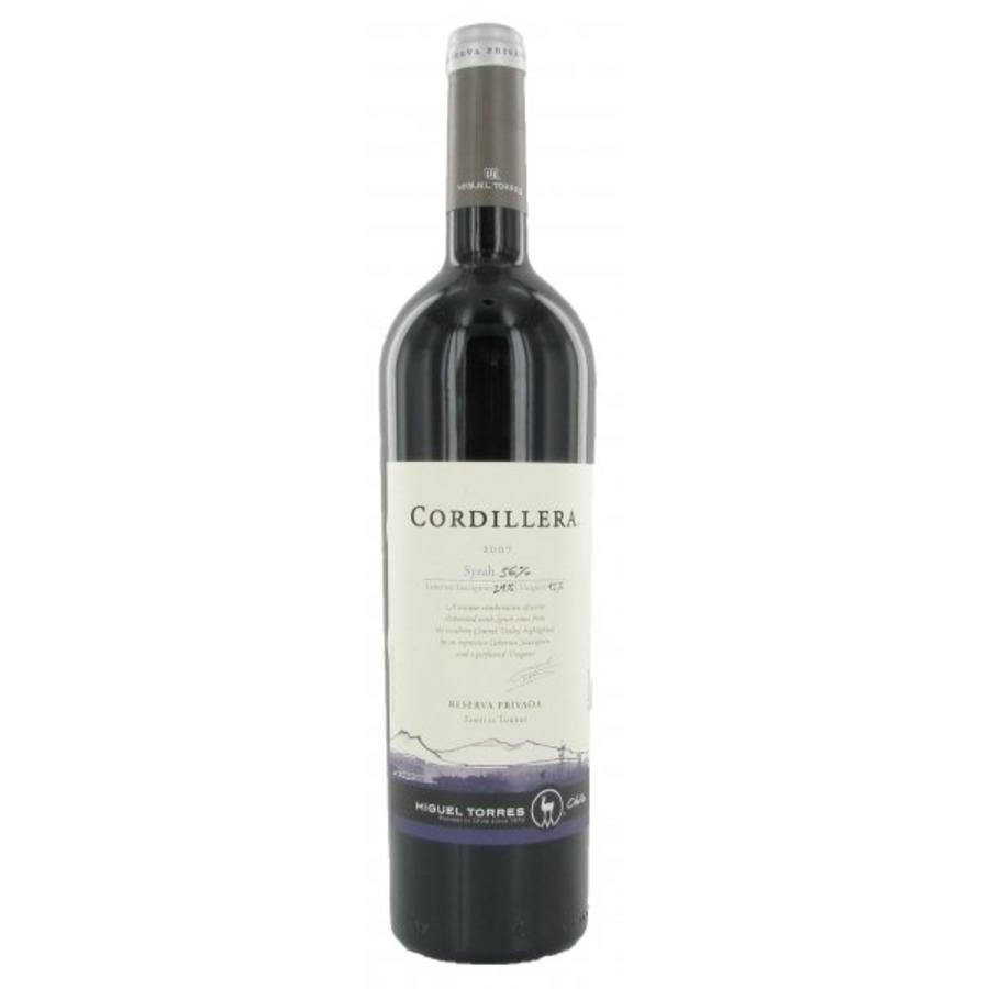 Torres, Cordillera Syrah, 2016, Central Valley Region, Chili, Rode Wijn