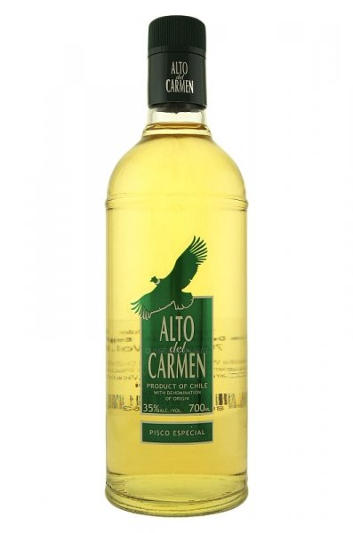 Alto del Carmen Pisco 35%, Chili, Distillaat