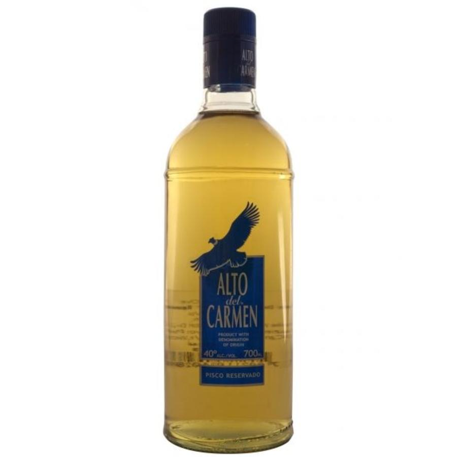 Alto del Carmen, Pisco 40%, Chili, Distillaat