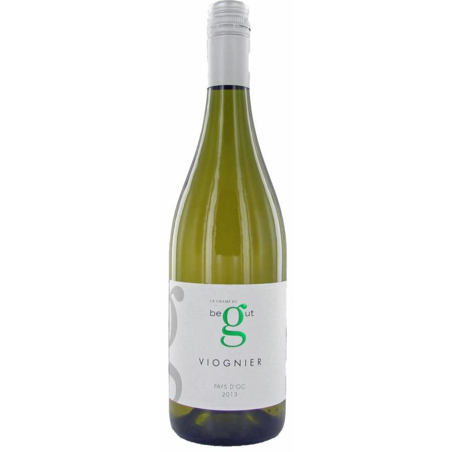 Alain Grignon, Le Champ du Begut Viognier, 2019, Languedoc-Roussillon, Frankrijk, Witte Wijn