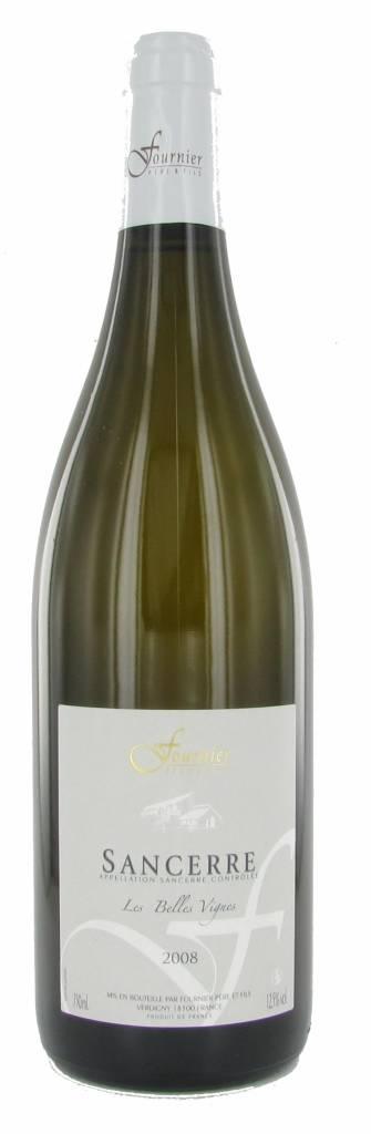 Domaine Fournier Les Belles vignes Sancerre Blanc, 2020, Loire-Vallei