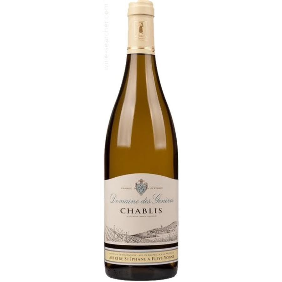 Domaine de Geneves, Chablis, 2018, Bourgogne, Frankrijk, Witte Wijn