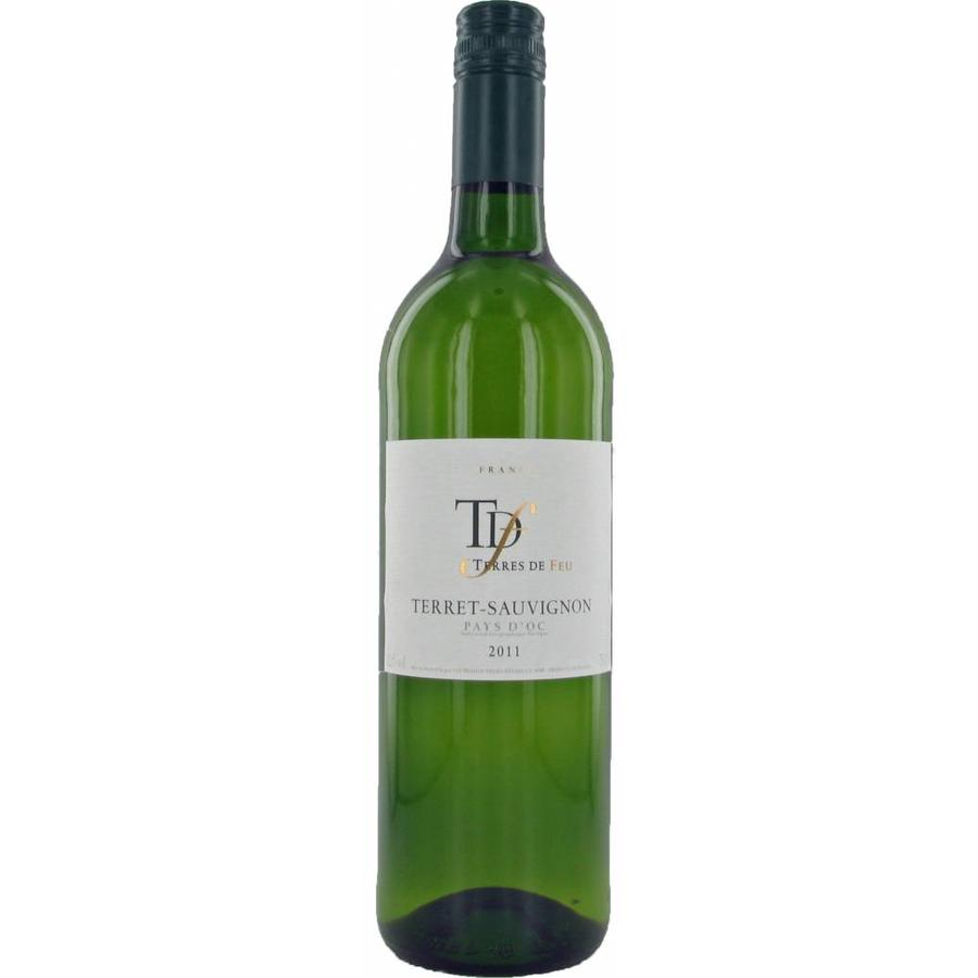Terres de Feu, Sauvignon Blanc, 2019, Languedoc-Roussillon, Frankrijk, Witte Wijn
