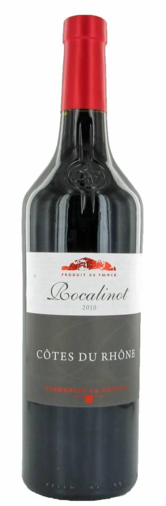 Vignerons de Beaumes de Venise Rocalinot, 2013, Rhône-Vallei, Frankrijk, Rode Wijn