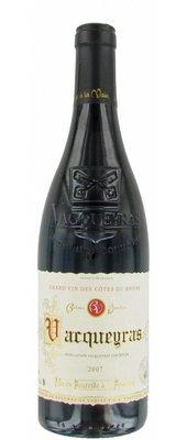 Vacqueyras Rouge, 2018, Rhône-Vallei, Frankrijk, Rode Wijn