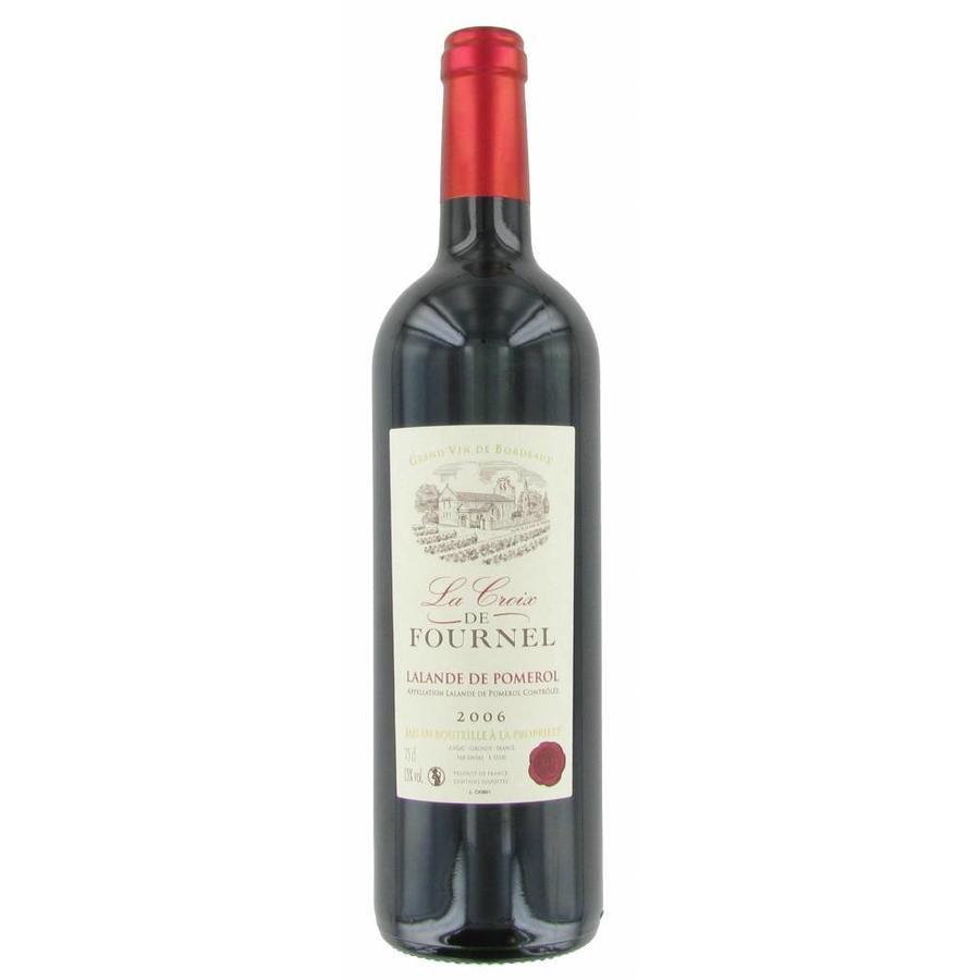 La Croix, Lalande Pomerol, 2016, Bordeaux, Frankrijk, Rode Wijn