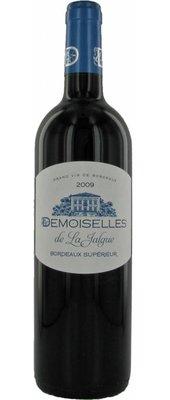 Les Demoiselles Rouge, 2016, Bordeaux, Frankrijk, Rode Wijn