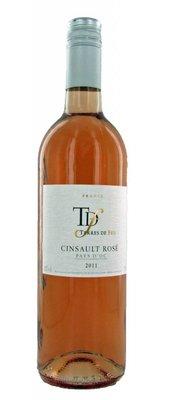 Cinsault Rosé, 2019, Languedoc-Roussillon, Rosé Wijn