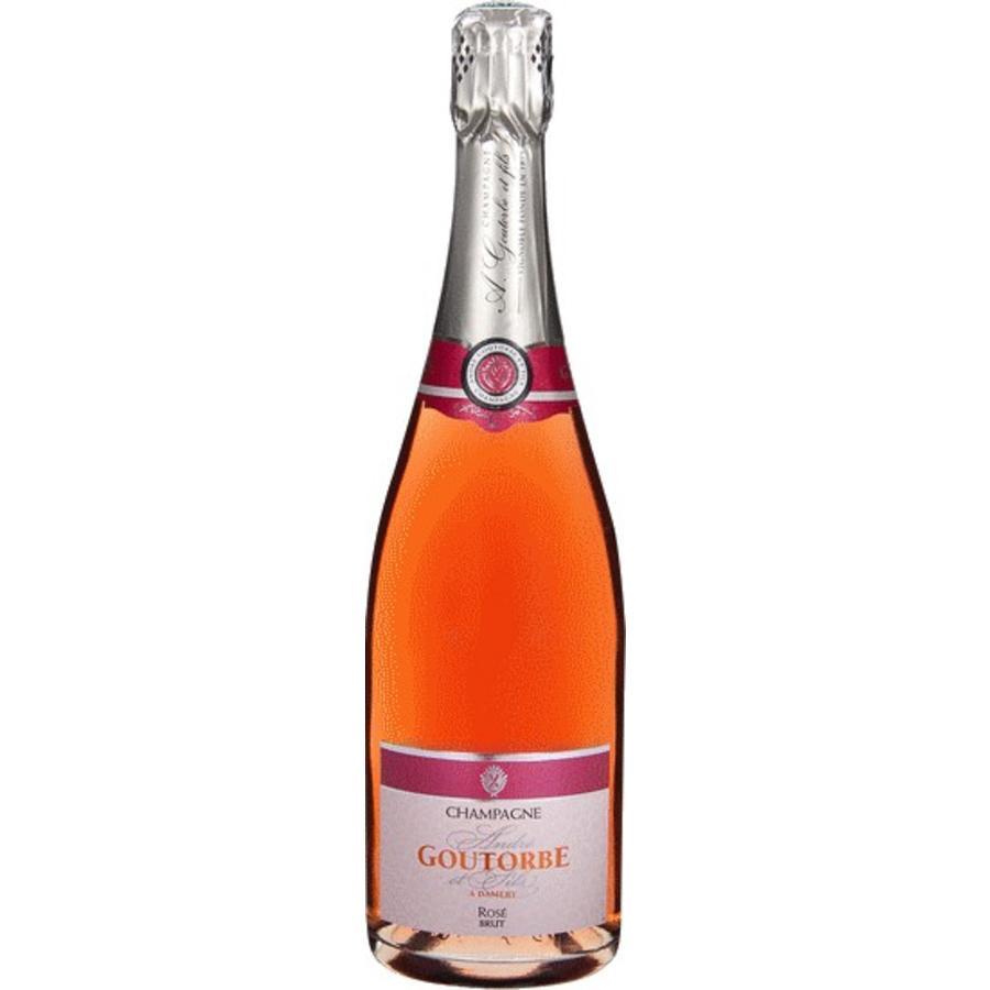 André Goutorbe, Brut Rosé, Champagne, Frankrijk, Mousserende Wijn