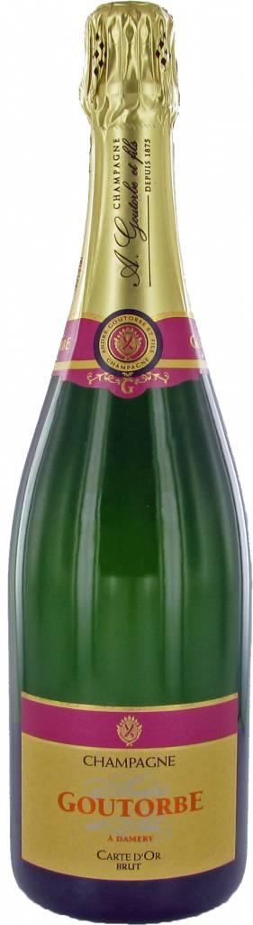Andre Goutorbe Carte D'Or, Champagne, Frankrijk, Mousserende Wijn