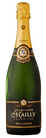 Mailly Brut R�serve, Champagne, Frankrijk, Mousserende Wijn
