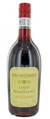 Louis de Bonnefont Pineau des Charentes Rose, Charentes, Frankrijk, Versterkte Wijn