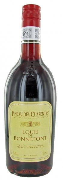 H. Mounier Louis de Bonnefont Pineau des Charentes Rose, Charentes, Frankrijk, Versterkte Wijn