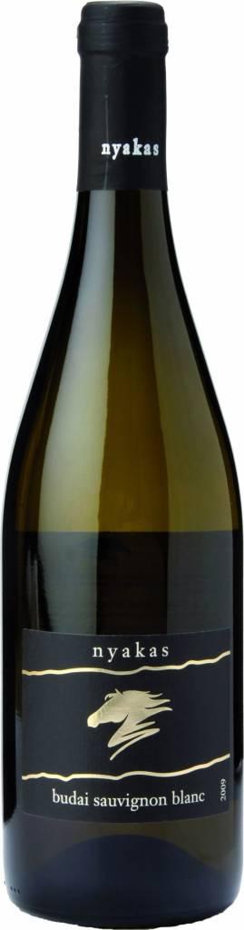 Nyakas Sauvignon Blanc, 2019, Buda, Hongarije, Witte Wijn