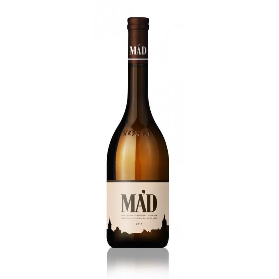 Szent Tamás, Mad Tokaji Harslevelü, 2019, Tokaj, Hongarije, Dessert Wijn