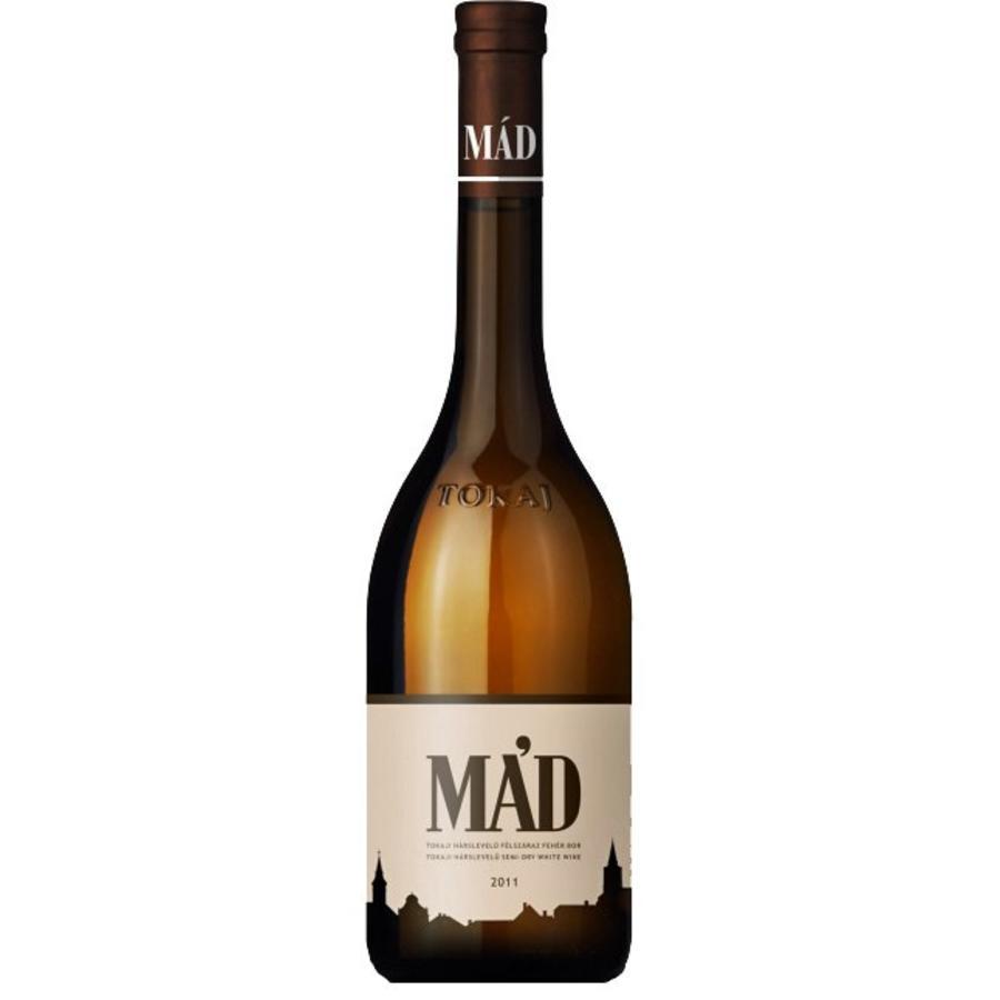 Szent Tamás, Mad Late Harvest 375ml, 2016, Tokaj, Hongarije, Dessert Wijn