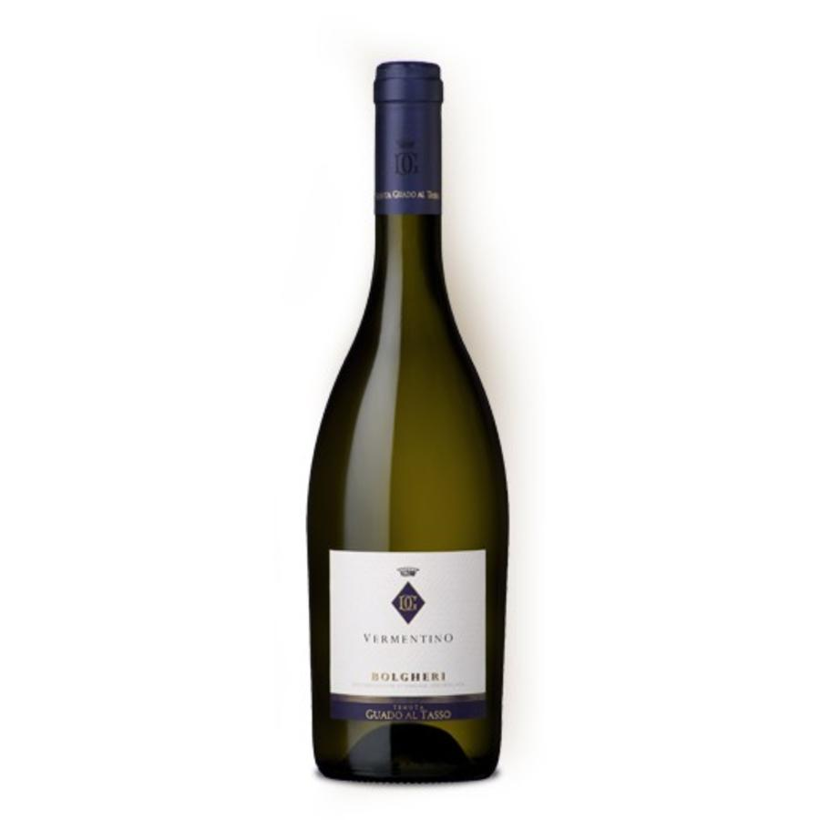 Guado Al Tasso, Vermentino Bolgheri, 2019, Toscane, Italië, Witte Wijn