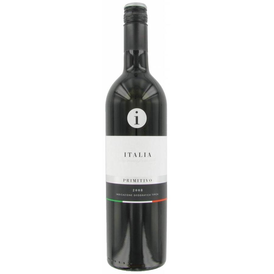 Adria Vini, Primitivo, 2017, Puglia, Italië, Rode Wijn