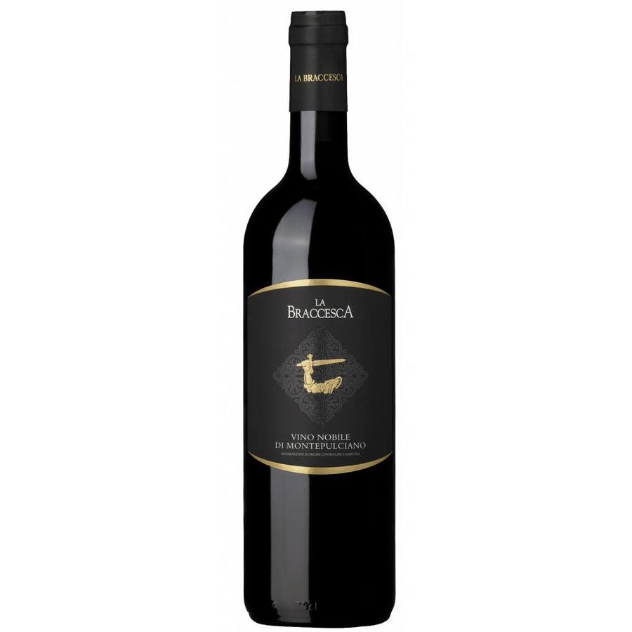 La Braccesca, Vino Nobile Di Montepulciano, 2015, Toscane, Italië, Rode Wijn