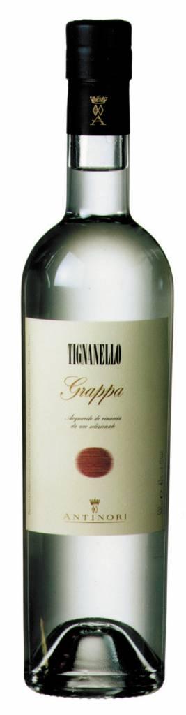 Tignanello Antinori Grappa 50cl, Toscane, Itali�, Distillaat