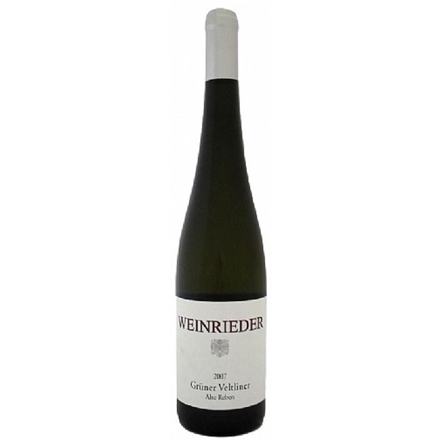 Weinrieder, Grüner Veltliner Alte Reben, 2016, Niederösterreich, Oostenrijk, Witte Wijn