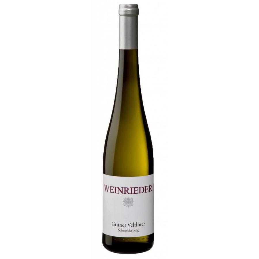 Weinrieder, Grüner Veltliner Schneiderberg, 2020, Niederösterreich, Oostenrijk, Witte Wijn