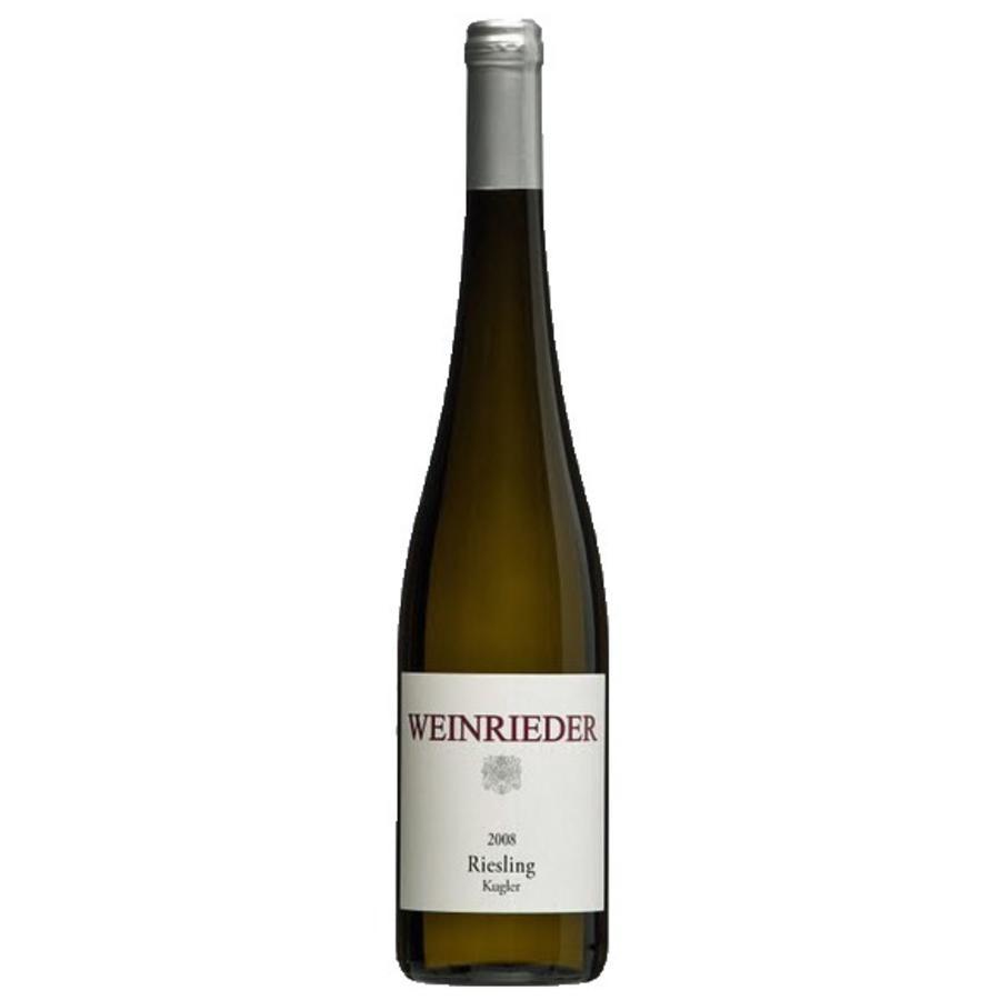 Weinrieder, Riesling Kugler, 2014, Niederösterreich, Oostenrijk, Witte Wijn