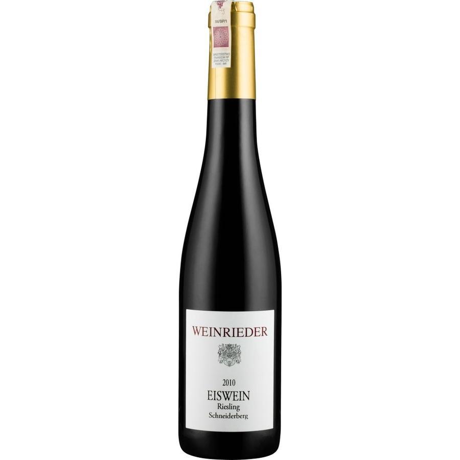 Weinrieder, Eiswein Riesling 375ml, 2009, Niederösterreich, Oostenrijk, Dessert Wijn