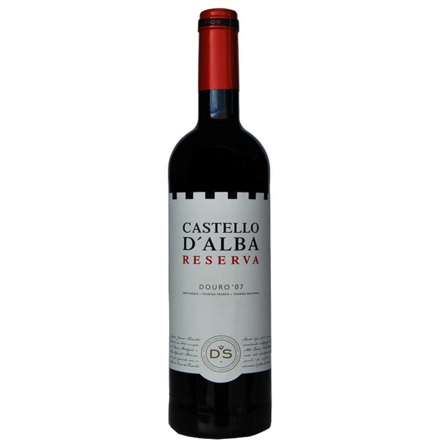 Castello d'Alba, Tinto Reserva Magnum Geschenkkist, 2016, Douro Vallei, Portugal, Rode Wijn
