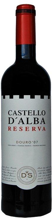 Castello D'Alba Tinto Reserva Magnum Geschenkkist, 2014, Douro Vallei, Portugal, Rode Wijn