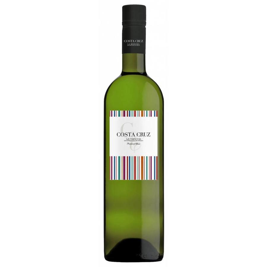 Costa Cruz, Verdejo Sauvignon Blanc, 2019, Castilla-La Mancha, Spanje, Witte Wijn