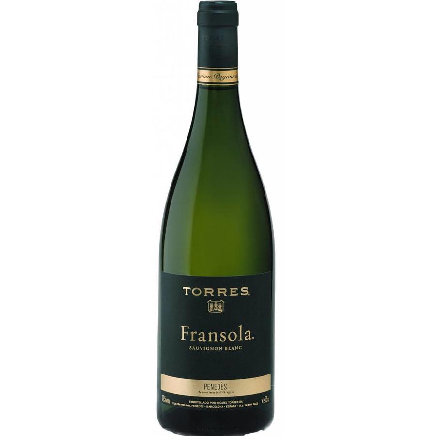 Torres, Fransola Sauvignon Blanc, 2017, Catalonië, Spanje, Witte Wijn