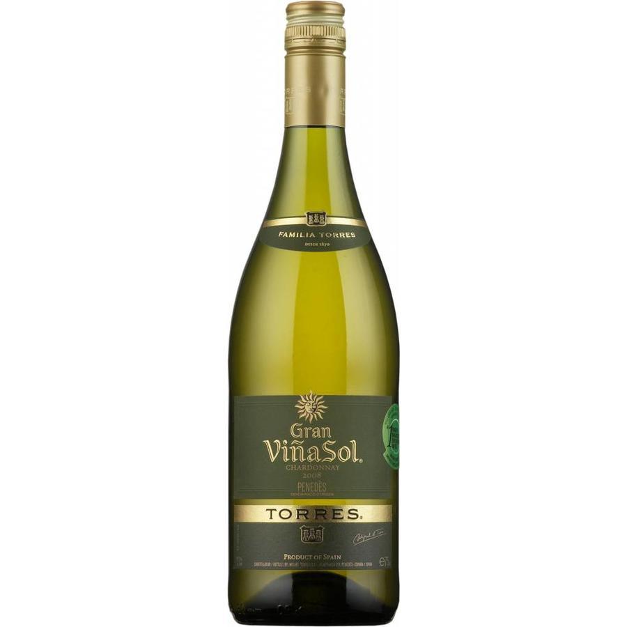 Torres, Gran Vina Sol Chardonnay, 2018, Catalonië, Spanje, Witte Wijn