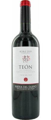 Teon Roble, 2020, Castilla y Leon, Spanje, Rode Wijn