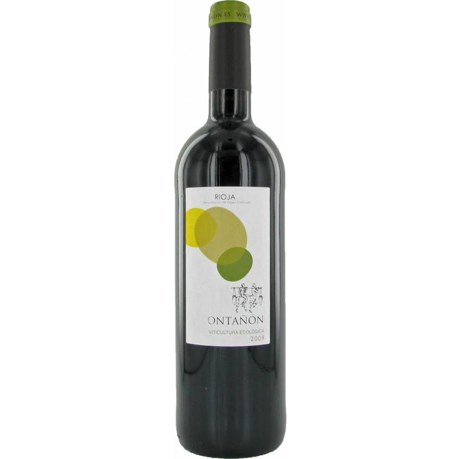 Bodegas Ontanon, Ecologica, 2017, Rioja Navarra, Spanje, Rode Wijn