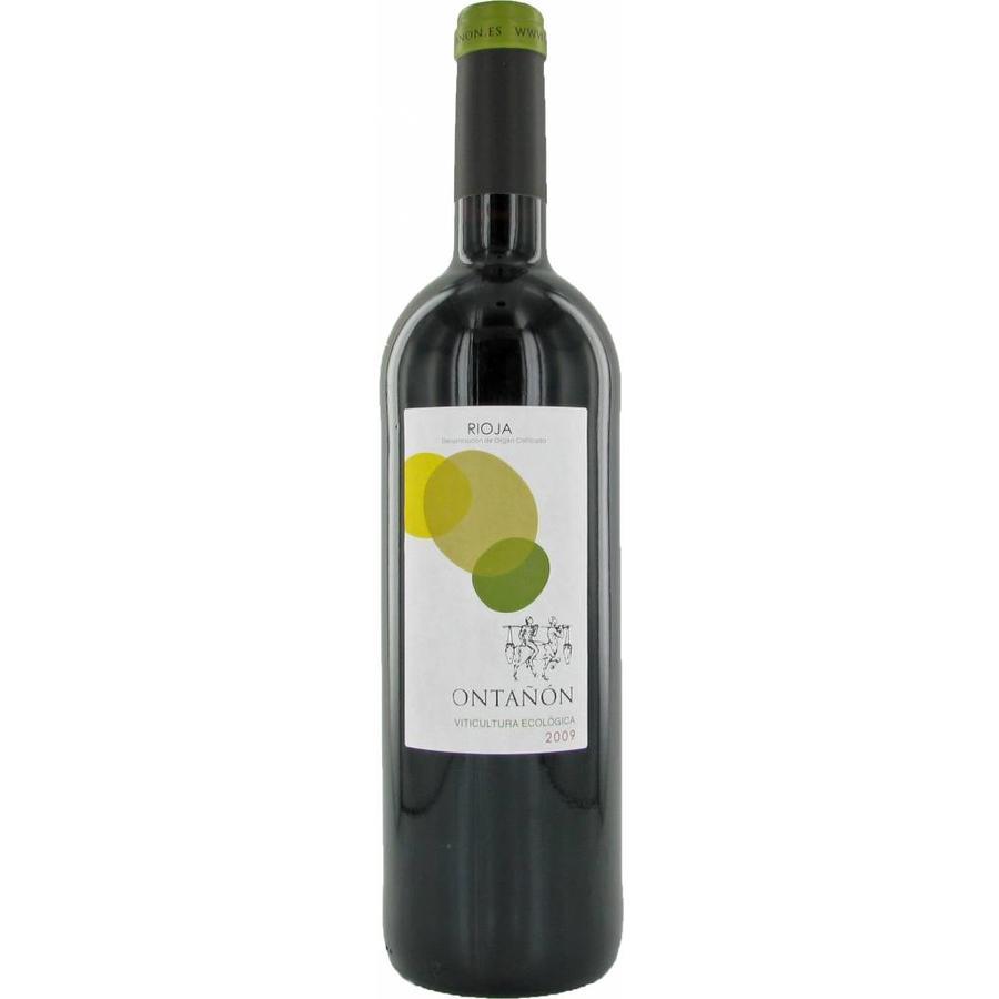 Bodegas Ontanon, Ecologica, 2018, Rioja Navarra, Spanje, Rode Wijn
